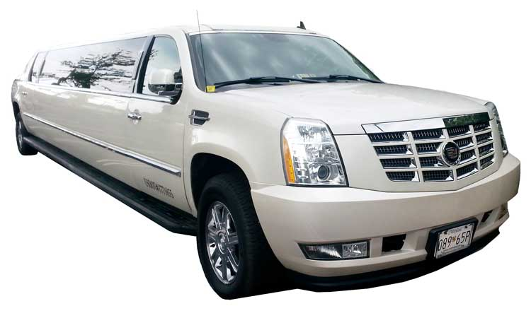 Airport Transfer Houston - Stretch Limo Cadillac Escalade