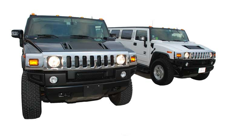 Airport Transfer Houston - Stretch Limo H2 Hummer