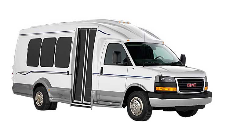 Airport Transfer Houston - Corporate Limo Bus