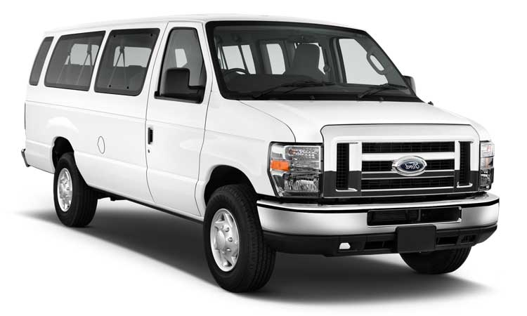 Airport Transfer Houston - Shuttle Van