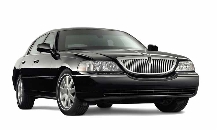Airport Transfer Houston - Lincoln Town Car Sedan