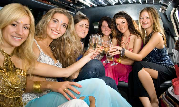 Airport Transfer Houston - Ladies Night Out